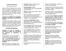 d07 Cox - Credo de Atanasio - Folletos y Tratados Evangelicos