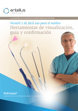 Descargar el folleto de PathAssist