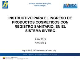 Instructivo_Ingreso_.. - Instituto Nacional de Higiene Rafael Rangel