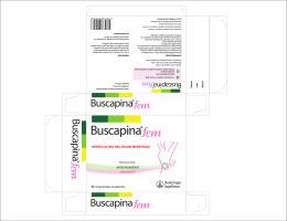 Buscapina - Design blog