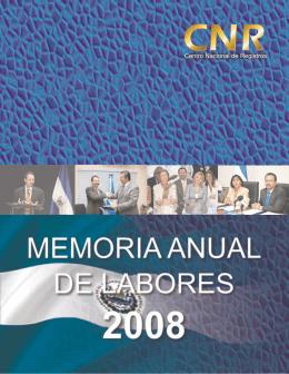 8 - Centro Nacional de Registros