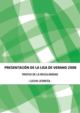 08_verano_dossier_pr.. - Federación Territorial de Castilla y León
