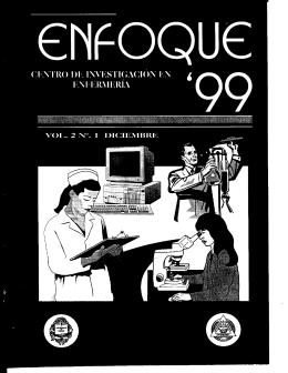 enfoque`99 - Repositorio Institucional