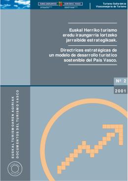 Directrices Estratégicas de un Modelo de Desarrollo Sostenible en