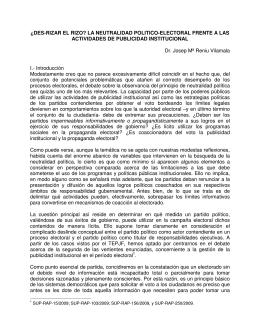 Josep María Reniu, Profesor-Investigador, Universidad de