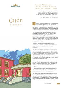 Gijón y su Parador