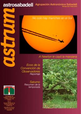 Observaciones - astrosabadell