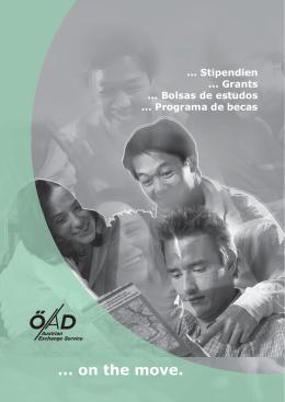 Programa de Becas Ernst Mach para Graduados Universitarios