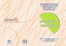 DOCUMENTO DE AYUDA A LA TOMA DE DECISIONES EN