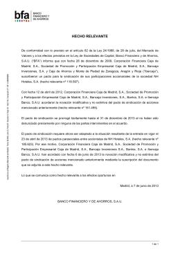 Acuerdo de novación modificativa no extintiva del pacto de