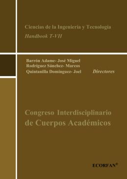 Ciencias de la Ingenieria y Tecnologia_Handbook T_