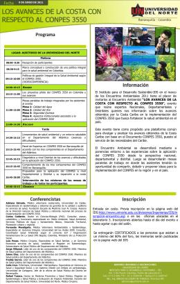 Diapositiva 1 - Universidad del Norte
