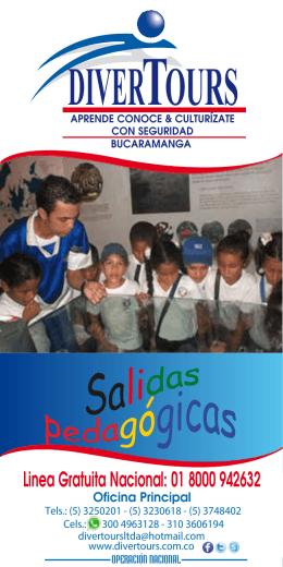 Revista Bucaramanga colegios 2014