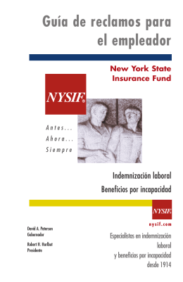 GUIDE English060320 - New York State Insurance Fund