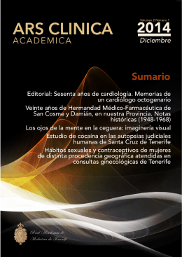 ArsClinicaAcademicaVol2Num1