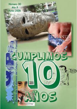 Qué Pasa – Número 30 - Colegio San Pedro Pascual