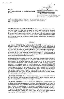 RAD: 12-177 - Superintendencia de Industria y Comercio