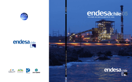 Informe Ambiental 2005 Endesa Chile