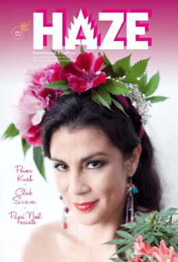 Haze N° 12 - revista Haze
