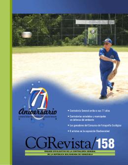 CGRevista - Contraloría General de la República