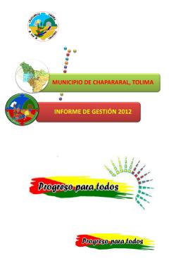 Chaparral Tolima IG 2012