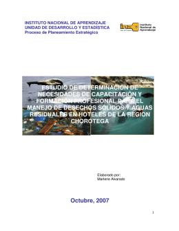 desechos_solidos2007.. - Instituto Nacional de Aprendizaje