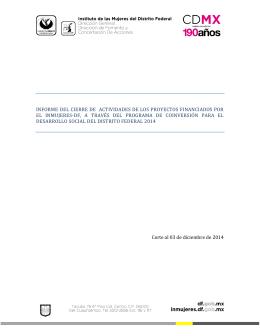 informe - Ventanilla Única de Transparencia del Gobierno del