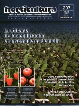 Revista completa en PDF. - Ministerio de Agricultura, Alimentación y
