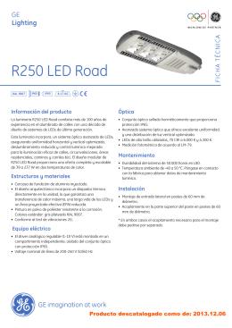 R250 LED Road