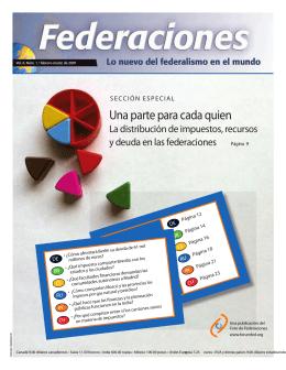 V6N1 spanish.indd - Forum of Federations