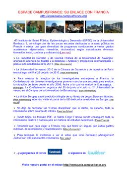 EduMagazine 15 - Campus France