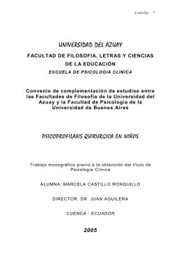 DSpace de la Universidad del Azuay