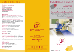 F-Esp - Actualización en Operatoria Dental y Endodoncia v3