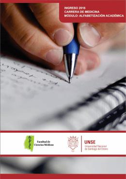 Módulo Alfabetización Académica