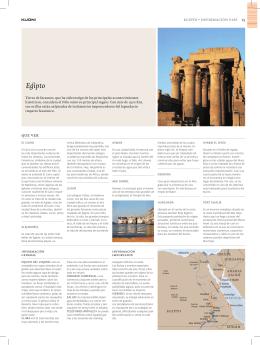 Egipto - Comoviajar.com