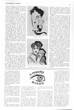 UNIVERSIDAD DE MEXICO 1- I - Revista de la Universidad de México