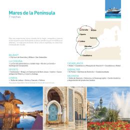 Mares de la Península - Altair Travel & Services