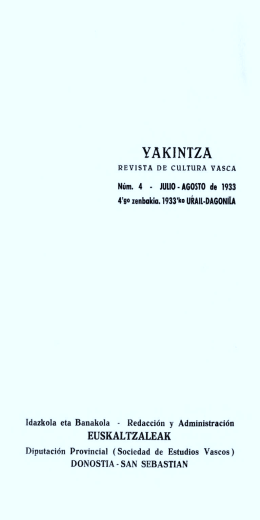 Yakintza 4