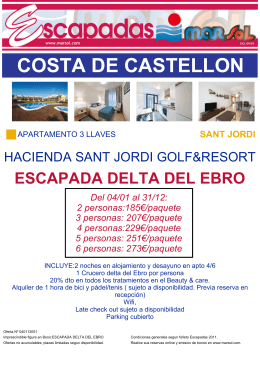COSTA DE CASTELLON