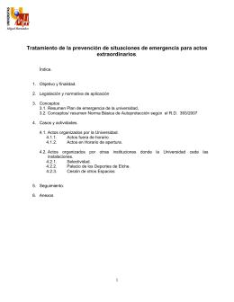 plantilla carta - Prevención de Riesgos Laborales