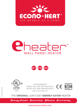 THE ORIGINAL LOW COST ENERGY-SAVER HEATER