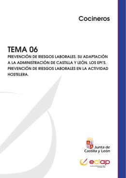 TEMA 06 - ECLAP - Junta de Castilla y León
