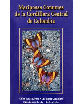 Mariposas cordillera central