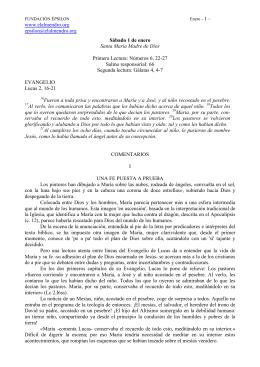 Enero - El Almendro