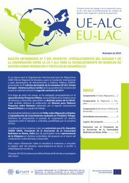 Descargar Newsletter 7 - UE-ALC