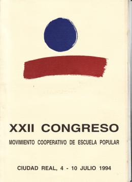 Dossier XXII Congreso