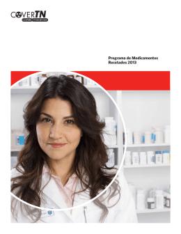 Programa de Medicamentos Recetados 2013