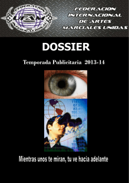 DOSSIER - Tu patrocinio