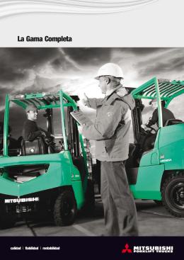 La Gama Completa - Herrero Manutencion