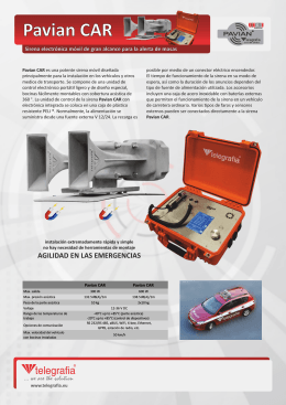 Folleto Pavian CAR (PDF 510 kB)